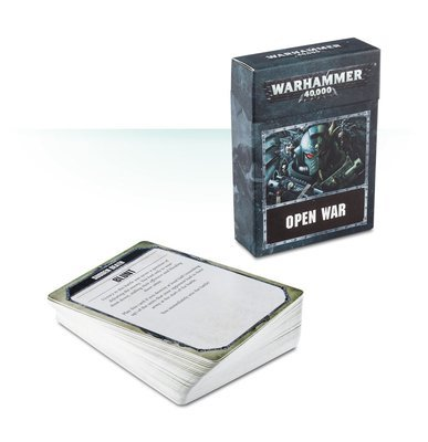WARHAMMER 40000: OFFENER KRIEG (DEUTSCH) - Games Workshop