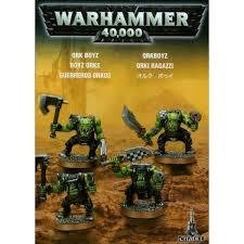 ORK BOYZ - Warhammer 40.000 - Games Workshop