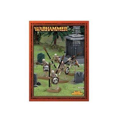 Skeleton Warriors - Skelettkrieger - Games Workshop