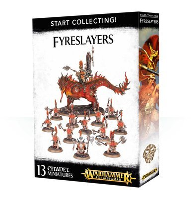 START COLLECTING! FYRESLAYERS - Warhammer Age of Sigmar - Games Workshop