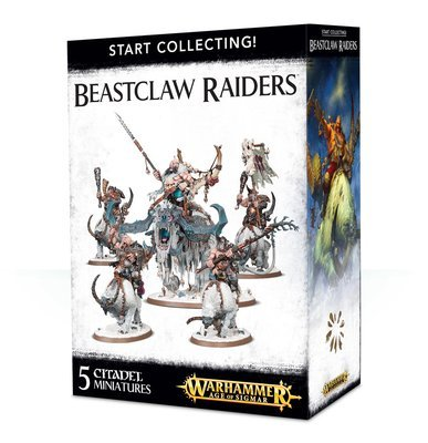 START COLLECTING! BEASTCLAW RAIDERS - Ogor Mawtribe - Warhammer Age of Sigmar - Games Workshop