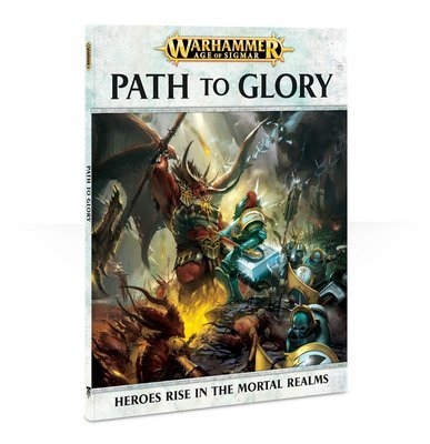 AGE OF SIGMAR: PATH TO GLORY (ENG) - Warhammer Age of Sigmar - Games Workshop