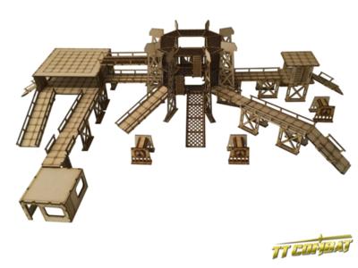 Industrial Mega Complex - TTCombat - Kingsley