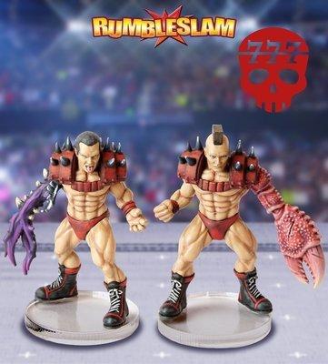 Brothers Berserk - RUMBLESLAM Wrestling