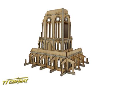Gothic Corner Ruins B - TTCombat - Kingsley