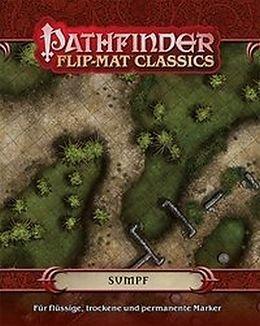 Pathfinder Flip-Mat Classics - Sumpf