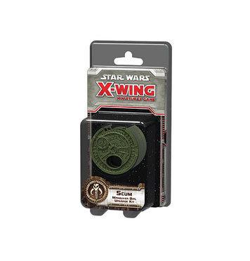 Star Wars: X-Wing - Scum Maneuver Dial • Upgrade Kit - SWX49