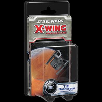 Star Wars: X-Wing Miniaturen-Spiel - TIE-Aggressor Erweiterung-Pack English