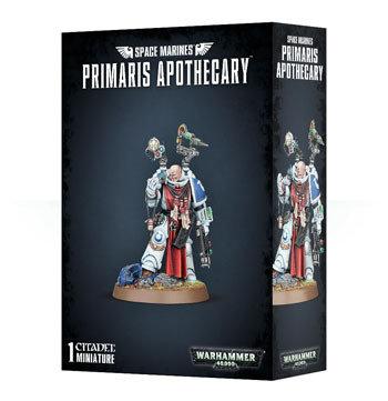 SPACE MARINES PRIMARIS APOTHECARY Apothecarius - Warhammer 40.000 - Games Workshop