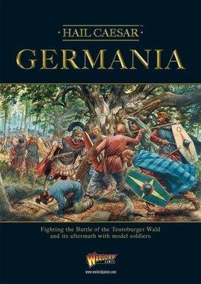 Germania, Hail Caesar supplement (e) Erweiterung - Hail Caesar - Warlord Games