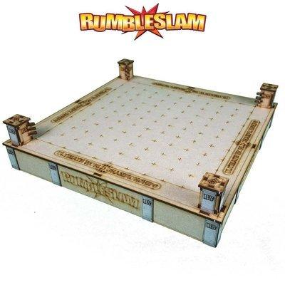 RUMBLESLAM Wrestling MDF Ring