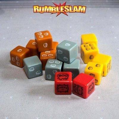 RUMBLESLAM Wrestling Dice Würfel