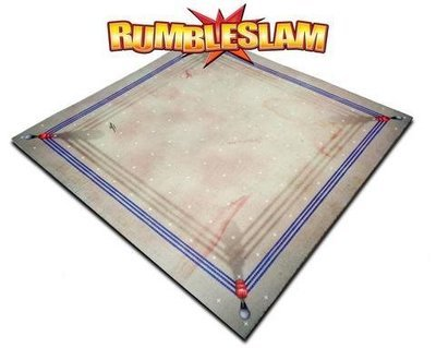 RUMBLESLAM Wrestling Dirty Mat - Matte