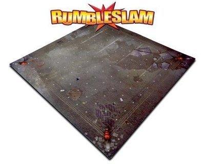 RUMBLESLAM Wrestling Urban Mat - Matte