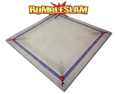 RUMBLESLAM Wrestling Clean Mat - Matte