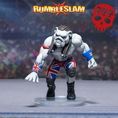 Baxter - RUMBLESLAM Wrestling