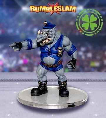 Officer Reno - RUMBLESLAM Wrestling