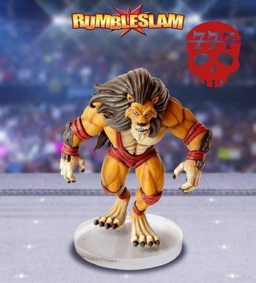 Leo - RUMBLESLAM Wrestling