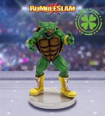Botticelli - RUMBLESLAM Wrestling