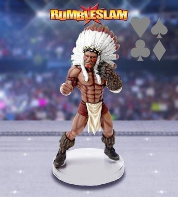 The Chief - RUMBLESLAM Wrestling