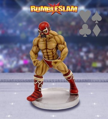 Henchilada - RUMBLESLAM Wrestling