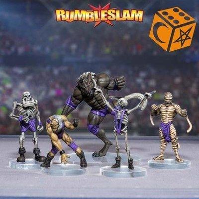 Cryptborn Nightmares - RUMBLESLAM Wrestling