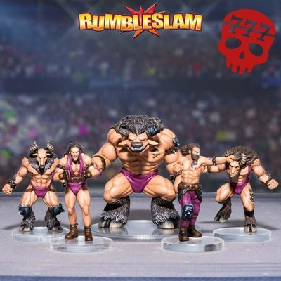 Raging Beasts - RUMBLESLAM Wrestling
