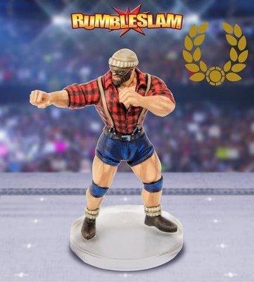 Lumberjacked - RUMBLESLAM Wrestling