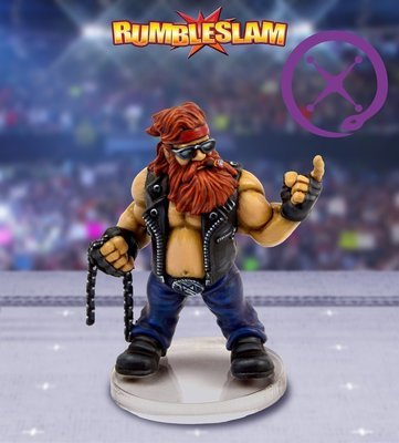 Lord of Anarchy - RUMBLESLAM Wrestling