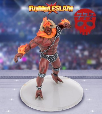 Mythos - RUMBLESLAM Wrestling