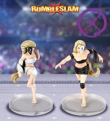 Gemini Twins - RUMBLESLAM Wrestling