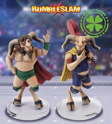 Relentless Dosh - RUMBLESLAM Wrestling