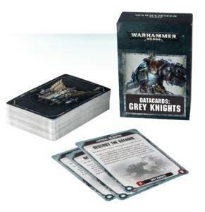 Datacards: GREY KNIGHTS (DEUTSCH) - Warhammer 40.000 - Games Workshop