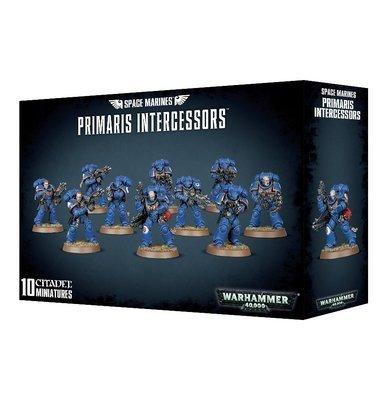 SPACE MARINES PRIMARIS INTERCESSORS - Warhammer 40.000 - Games Workshop