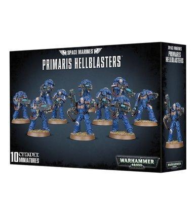 SPACE MARINES PRIMARIS HELLBLASTERS Plasma-Interfectoren - Warhammer 40.000 - Games Workshop