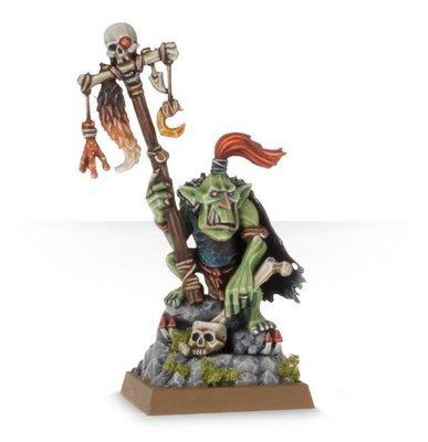 Grot Goblin Shaman - Warhammer - Age of Sigmar - Games Workshop