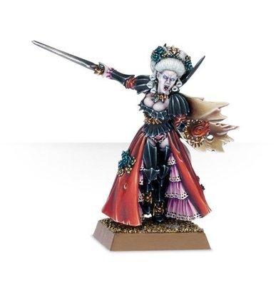 MO: Vampire Lord Isabella von Carstein - Legions of Nagash - Warhammer - Age of Sigmar - Games Workshop
