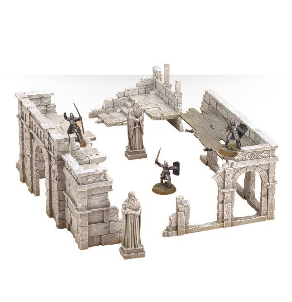 MO: Ruinen von Osgiliath - Lord of the Rings - Games Workshop