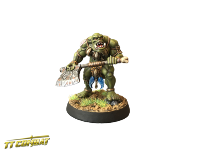 Feral Orc Chief - Fantasy Heroes - TT