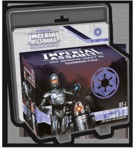 BT-1 und 0-0-0 (Imperiale) - Star Wars: Imperial Assault - deutsch