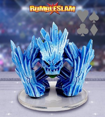 Ice - RUMBLESLAM Wrestling
