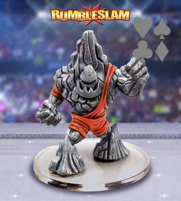 Granite - RUMBLESLAM Wrestling