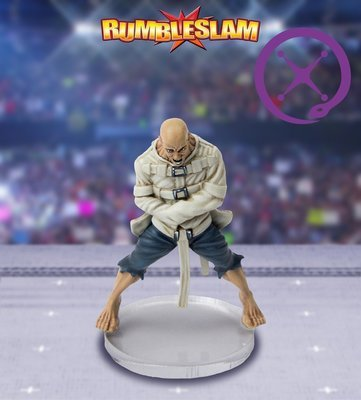 The Nut - RUMBLESLAM Wrestling