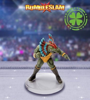 Dilomite Kid - RUMBLESLAM Wrestling