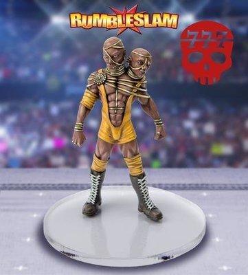 Dicephaurux - RUMBLESLAM Wrestling