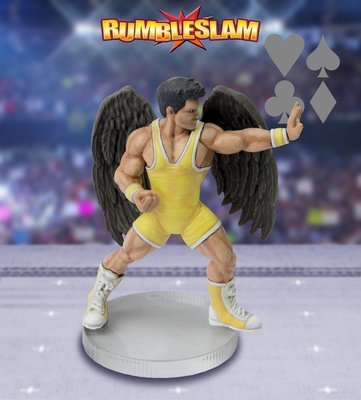 Fable - RUMBLESLAM Wrestling