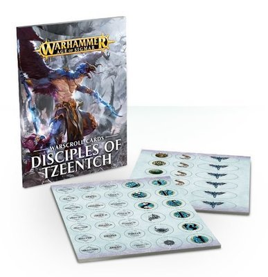 Warscrolls: Disciples of Tzeentch - Warhammer Age of Sigmar - Games Workshop