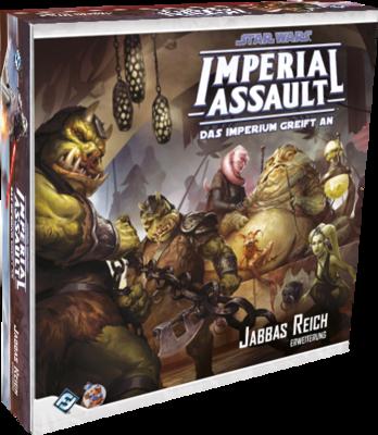 Jabbas Reich - Star Wars: Imperial Assault Erweiterung - deutsch