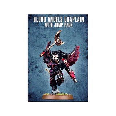 BLOOD ANGELS CHAPLAIN WITH JUMP PACK - Warhammer 40.000 - Games Workshop