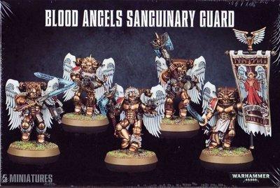 BLOOD ANGELS SANGUINARY GUARD - Warhammer 40.000 - Games Workshop